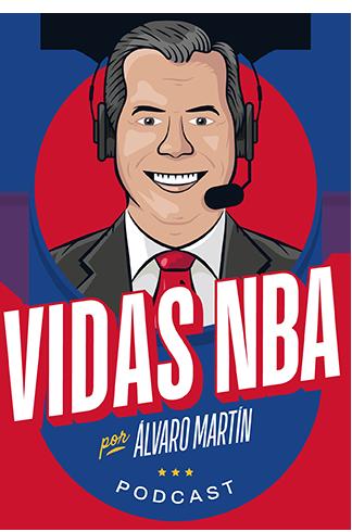 Vidas NBA por Álvaro Martín
